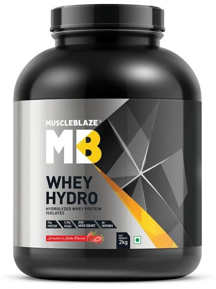 Muscleblaze Whey Hydro 4.4 Lbs-4151