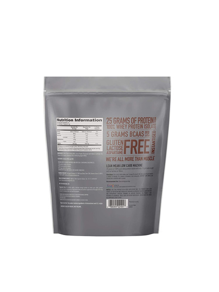 Isopure 100% Whey Protein Isolate Powder 1 Lbs-DUTCH CHOCOLATE-1 Lbs-1