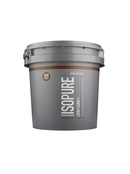 Isopure 100% Whey Protein Isolate Powder 7.5 Lbs-893