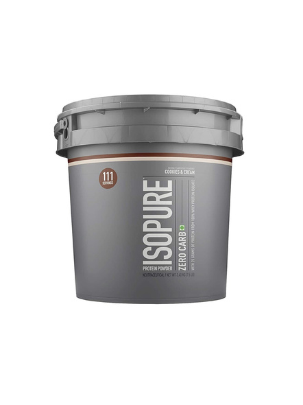 Isopure 100% Whey Protein Isolate Powder 7.5 Lbs-1315