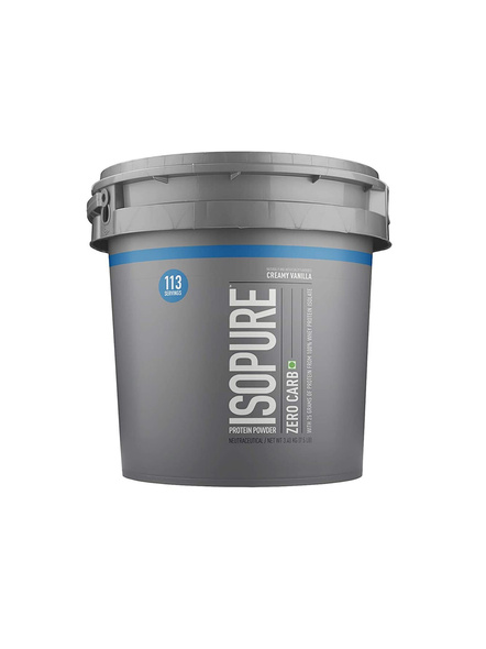 Isopure 100% Whey Protein Isolate Powder 7.5 Lbs-1498