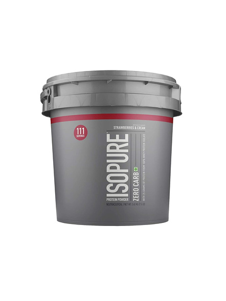 Isopure 100% Whey Protein Isolate Powder 7.5 Lbs-2648