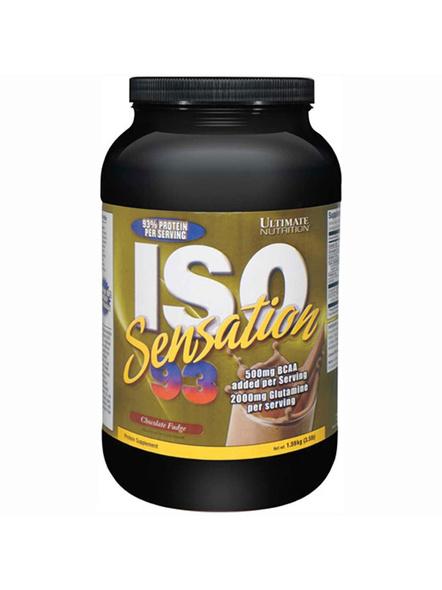 Ultimate Nutrition Iso Sensation 93 - 5 Lbs-790