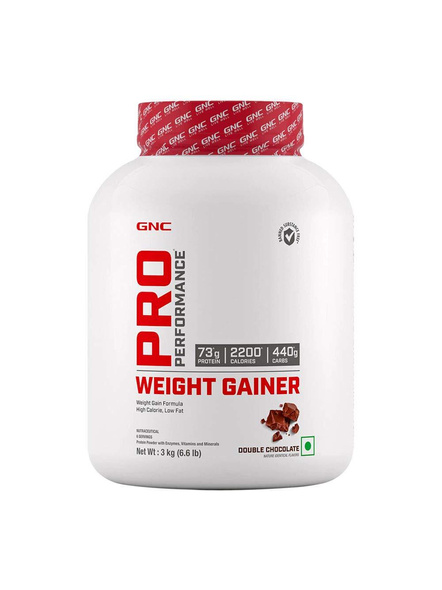 Gnc Pro Performance Weight Gainer  3 Kg-4395