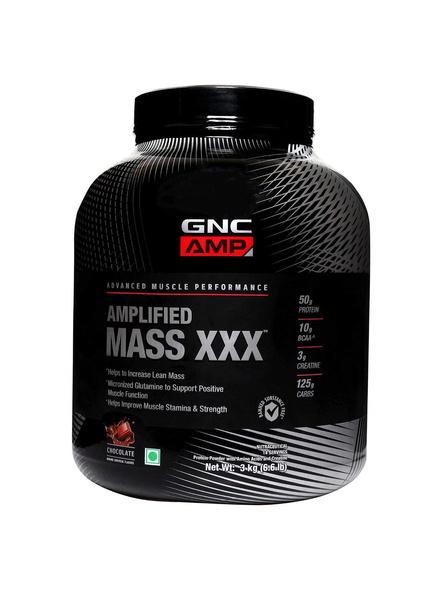 Gnc Amp Mass Xxx 3 Kg-4912