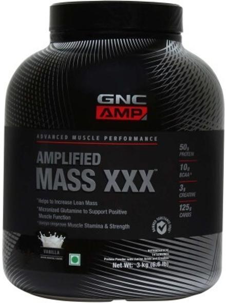 Gnc Amp Mass Xxx 3 Kg-22256