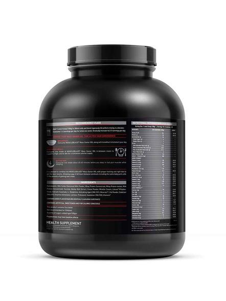 Muscleblaze Mass Gainer Xxl Mass Gainer 3 Kg-CHOCOLATE-3 Kg-2