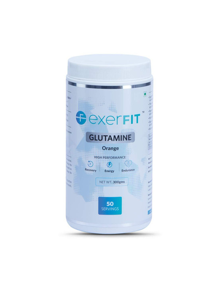 Exerfit Glutamine 300 G Muscle Recovery-5028