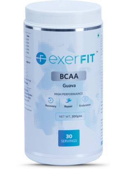 Exerfit Bcaa-300 G Muscle Recovery-2917
