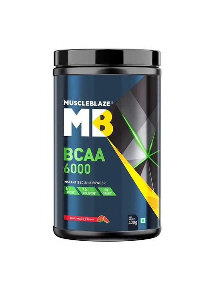 Muscleblaze Bcaa 6000 400 G Muscle Recovery-2039