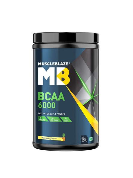 Muscleblaze Bcaa 6000 400 G Muscle Recovery-4497