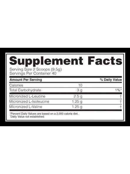 Optimum Nutrition Instantized Bcaa 5000 Mg Powder, 380 G-FRUIT PUNCH-380 g-2