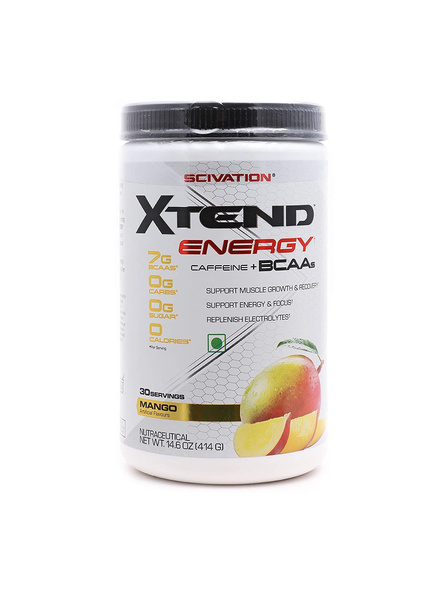 Scivation Xtend Bcaas Muscle Recovery 414 g-1740