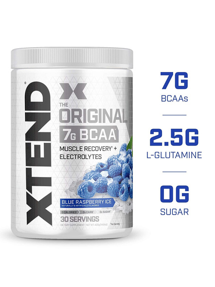 Scivation Xtend Bcaas Muscle Recovery 414 g-2472