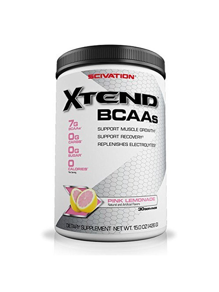 Scivation Xtend Bcaas Muscle Recovery 414 g-2918