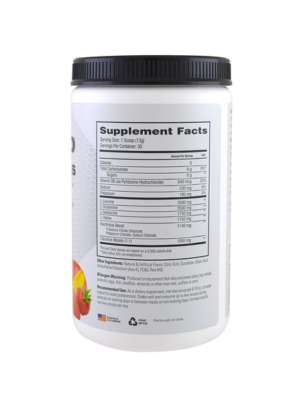 Scivation Xtend Bcaas Muscle Recovery 414 g-390 g-STRAWBERRY MANGO-1