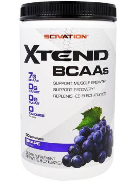 Scivation Xtend Bcaas Muscle Recovery 414 g-23612