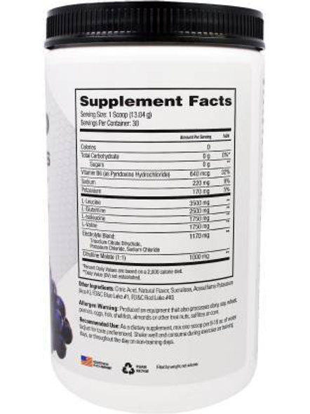 Scivation Xtend Bcaas Muscle Recovery 414 g-392 g-GRAPE-1