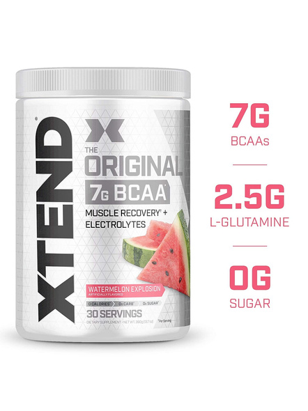 Scivation Xtend Bcaas New Muscle Recovery 390 g-531