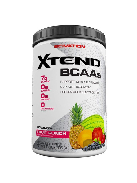 Scivation Xtend Bcaas New Muscle Recovery 390 g-1301