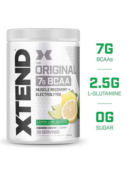 Scivation Xtend Bcaas New Muscle Recovery 390 g-1623