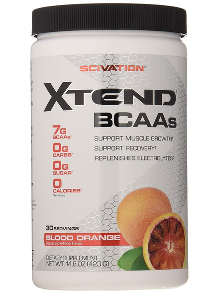 Scivation Xtend Bcaas New Muscle Recovery 390 g-1741