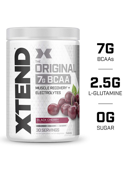 Scivation Xtend Bcaas New Muscle Recovery 390 g-2919