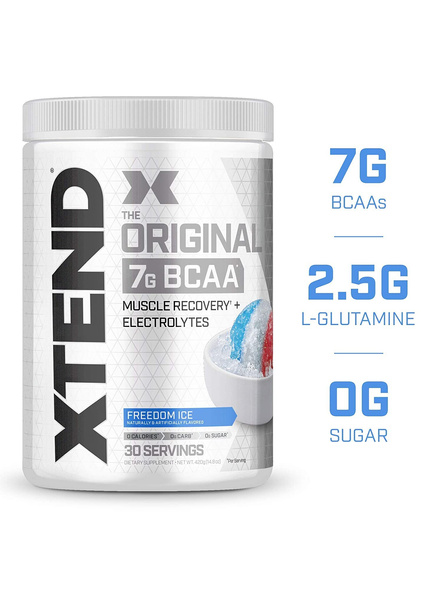 Scivation Xtend Bcaas New Muscle Recovery 390 g-4499