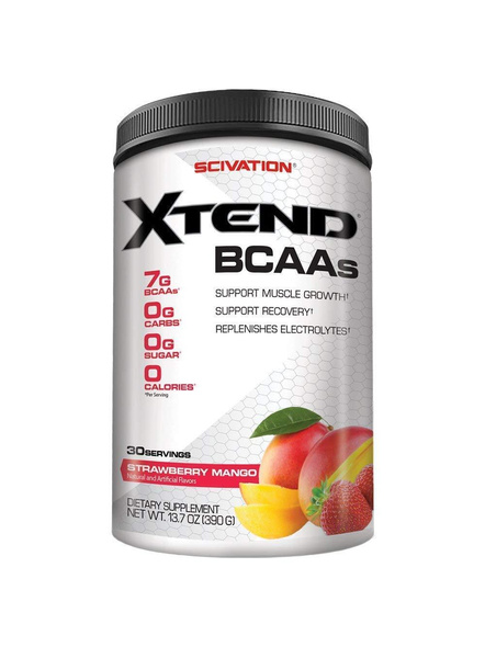 Scivation Xtend Bcaas New Muscle Recovery 390 g-12773