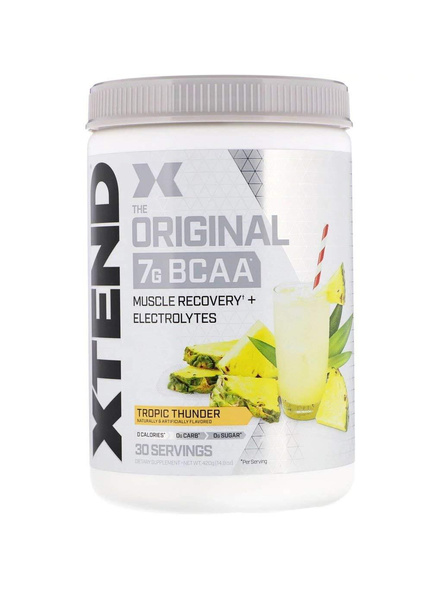 Scivation Xtend Bcaas New Muscle Recovery 390 g-23613