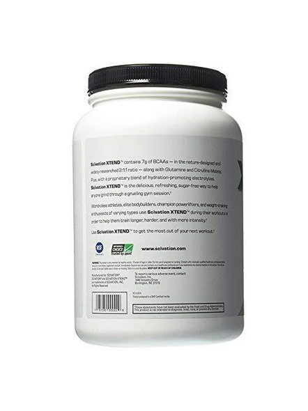 Scivation Xtend Bcaas Muscle Recovery 1174 g-FRUIT PUNCH-1198 g-2