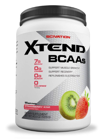 Scivation Xtend Bcaas Muscle Recovery 1174 g-4074