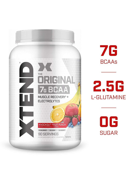 Scivation Xtend Bcaas New Muscle Recovery 1220 g-3399