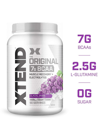 Scivation Xtend Bcaas New Muscle Recovery 1220 g-5029