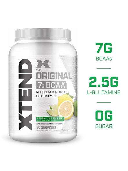 Scivation Xtend Bcaas New Muscle Recovery 1220 g-5030