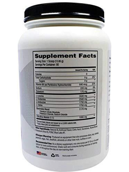 Scivation Xtend Bcaas New Muscle Recovery 1220 g-BLUE RASPBERRY-1248 g-1