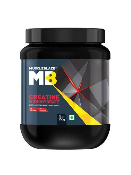 Muscleblaze Micronized Creatine 0.55lb Muscle Booster-659