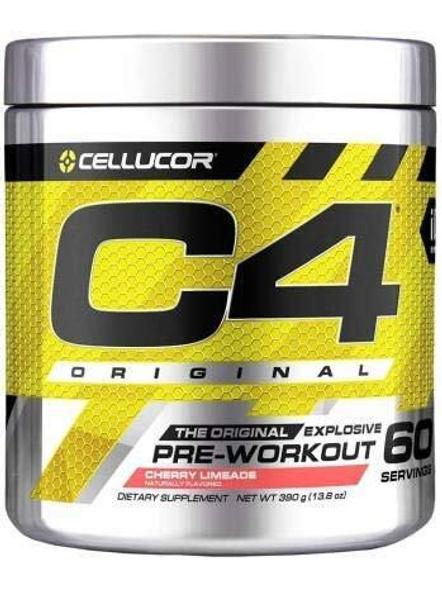 Cellucor Generation-4 C4 Pre-workout Explosive Energy-9916