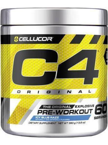 Cellucor Generation-4 C4 Pre-workout Explosive Energy-4505