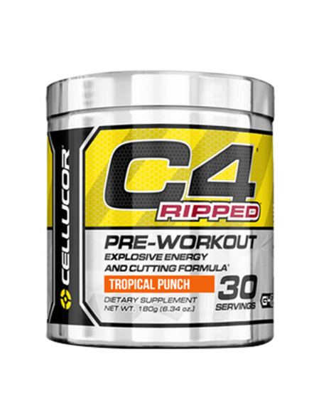 Cellucor Pre-workout C4 Ripped Energy Supplement-5796