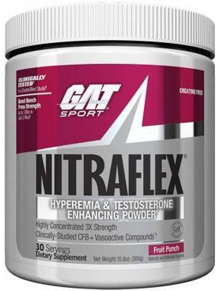 Gat Nitraflex 300 G Pre Workout-5799