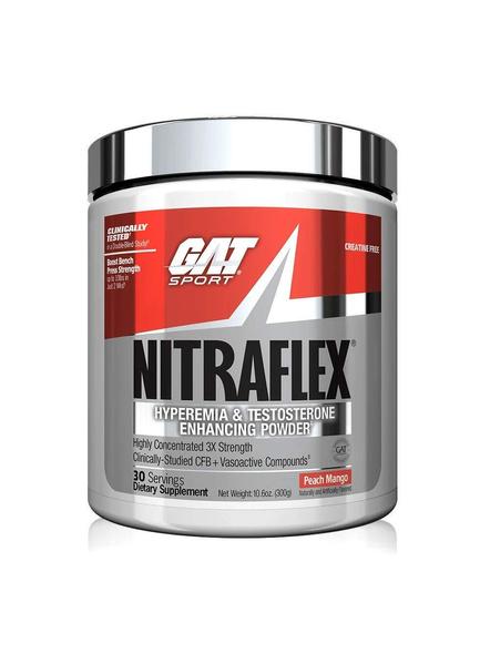 Gat Nitraflex 300 G Pre Workout-6682