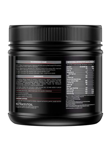 Muscleblaze Pre Workout 300 0.55 Lbs-FRUIT PUNCH-0.55 Lbs-1