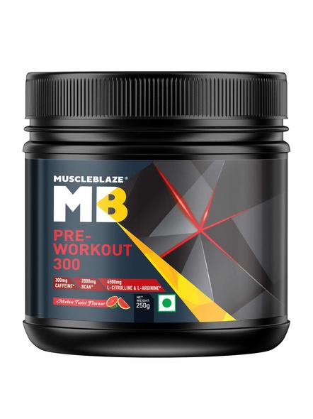 Muscleblaze Pre Workout 300 0.55 Lbs-1820