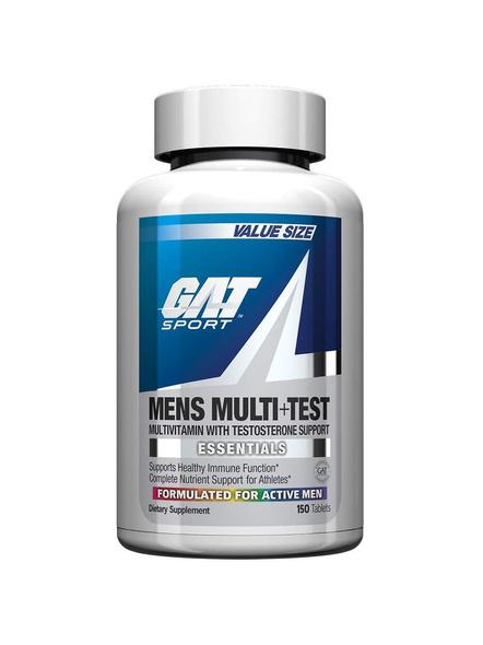 Gat Multivitamin+test Minerals And Multivitamins 60 Tab-4915