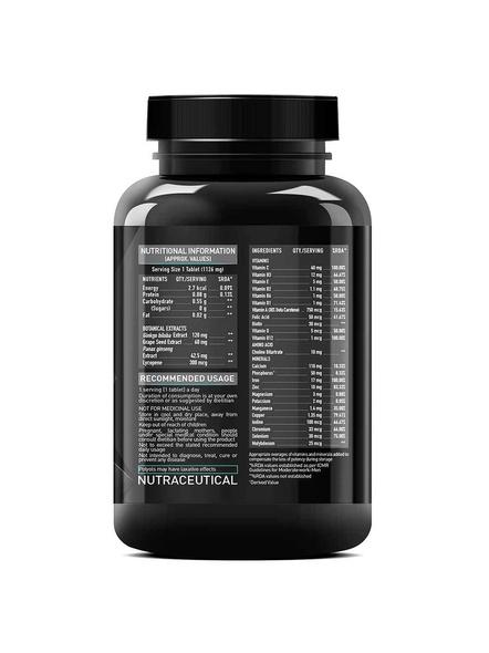 Muscleblaze Vite Multivitamin Minerals And Multivitamins 60 Tab-UNFLAVORED-60 Tab-1