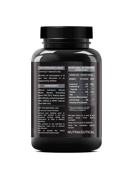 Muscleblaze Milk Thistle 60 Tab Minerials And Multivitamins-60 Tab-1