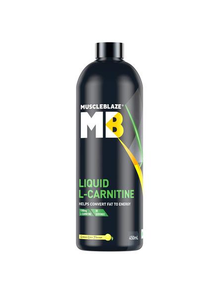 Muscleblaze L-carnitine 450ml Fat Burner-7338