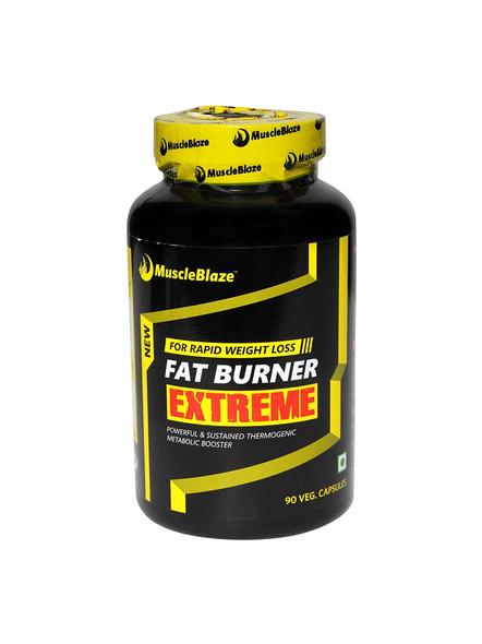 Muscleblaze Fat Burner Extreme 90 Caps Fat Burner-3040