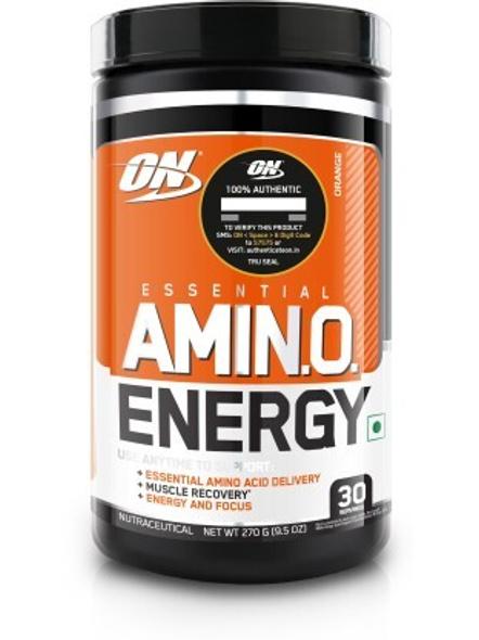 Optimum Nutrition Amino Energy Diet Supplement, 270 G-2182